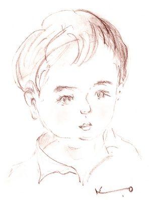 幼少期 / Sketch